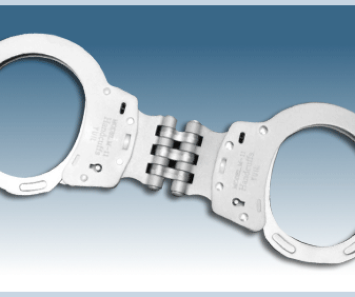 Handcuff & soft cuff restraint equipment training course